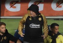 En Dorados me miman, señala Diego Maradona