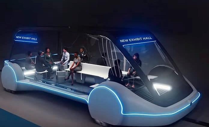 Las Vegas aprueba a Elon Musk un sistema de transporte subterráneo