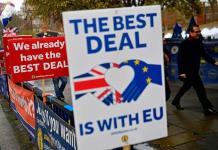 La UE toma nota del voto británico y reitera su apoyo al acuerdo con May