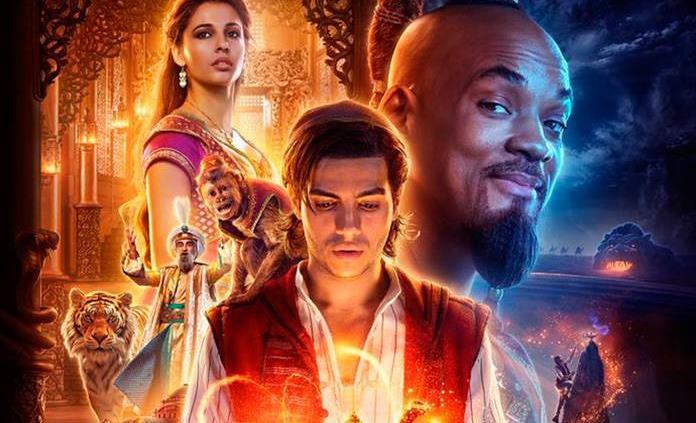 """Disney presenta  el nuevo tráiler de la cinta """"Aladdin"""""""