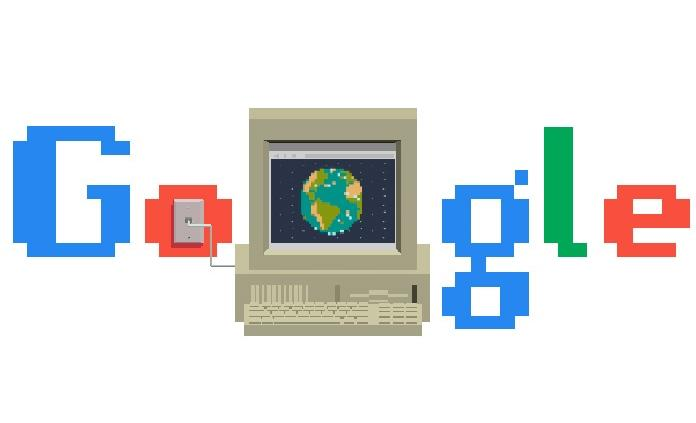 Doodle conmemora 30 años del nacimiento de la Web