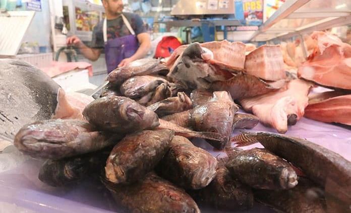 No corresponde con su etiqueta de venta 31% del pescado que comen los mexicanos