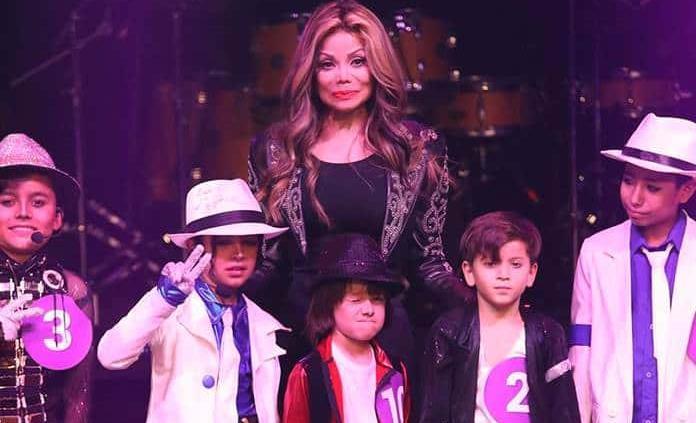 """La Toya Jackson elige a niños para """"show"""" de Michael"""