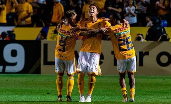Los Tigres cumplen trámite y avanzan a semis de la Concachampions