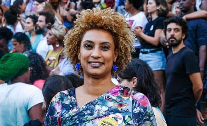 Dos policías acusados del crimen de Marielle Franco — Brasil