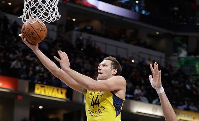 Pacers salen de bache con triunfo sobre Knicks
