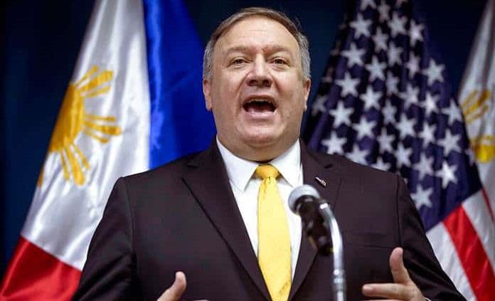 Salen todos los diplomáticos estadunidenses de Venezuela