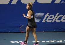 Renata Zarazúa avanza a cuartos de final en Abierto de Zapopan
