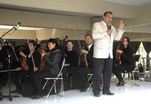 Concierto didáctico de la Orquesta Sinfónica de San Luis