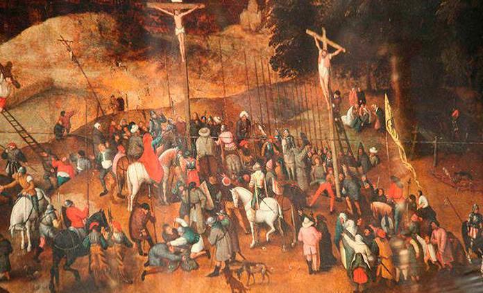 El cuadro de Brueghel robado era una copia