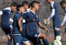 Elías Hernández se perderá el resto del torneo
