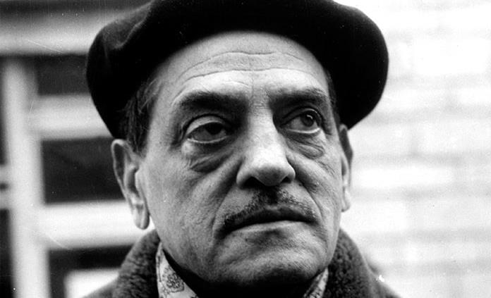 Luis Buñuel vigilado por el servicio secreto mexicano