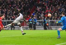 Mané lidera la victoria del Liverpool ante el Bayern en Champions