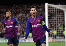 El Barça golea al Lyon y se clasifica a los cuartos de final de Champions