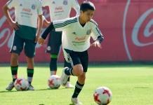 Llaman a joven futbolista el Messi Mexicano