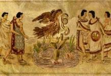 Conmemoran fundación de la Gran Tenochtitlan