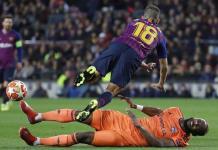 Barcelona pierde por un mes al delantero Ousmane Dembélé