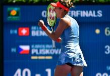 Bencic avanza a semis en Indian Wells y vuelve al Top 20