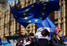 El Parlamento británico aprueba pedir a la UE retrasar la fecha del Brexit