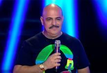 A Casasola no le afectan las críticas luego de que fue rechazado en La Voz  (VIDEO)