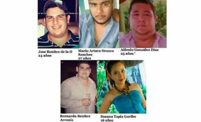 Caso Tierra Blanca: Juez exonera a 21 implicados en secuestro de 5 jóvenes de Veracruz