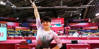 Alexa Moreno, bronce en campeonato mundial