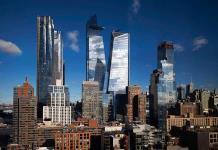 Toma forma el fenomenal complejo Hudson Yards de Nueva York (FOTOS)