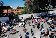 Masacre en escuela de Brasil; 10 muertos