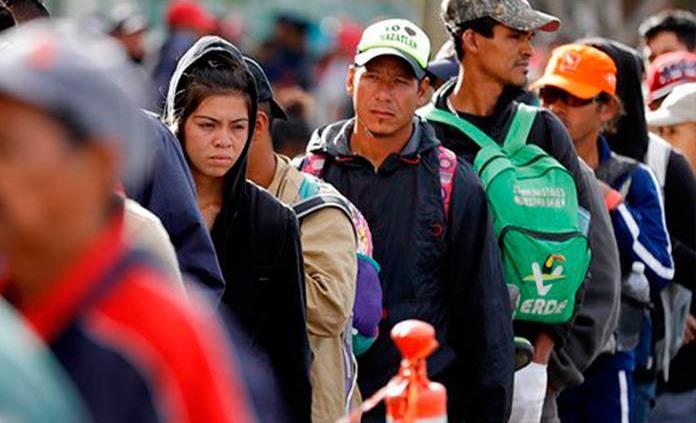 Migrantes cubanos se fugan de instalaciones del INM en Chiapas