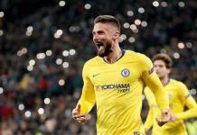 Olivier Giroud lidera la goleada del Chelsea contra Dynamo Kyiv