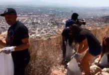 Pachuca se une al reto de limpieza de espacios públicos