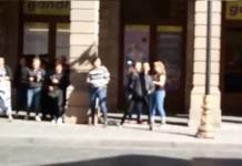 Perredistas pelean la dirigencia a huevazos (VIDEO)
