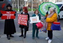 Parlamento británico rechaza celebrar un segundo referéndum del Brexit