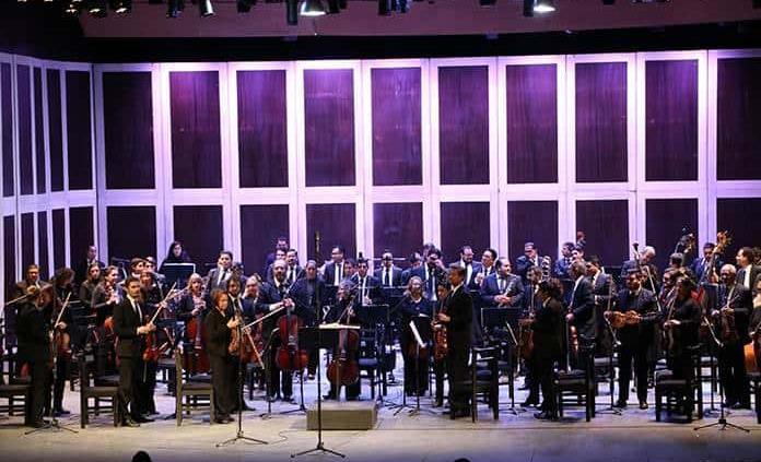 Temporada de conciertos de la Orquesta Sinfónica