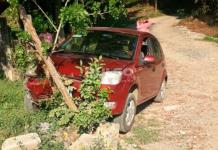 Tío de exalcalde de Matlapa fue atropellado por su  vehículo
