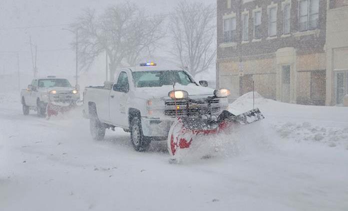 Tormenta invernal azota el centro de EEUU