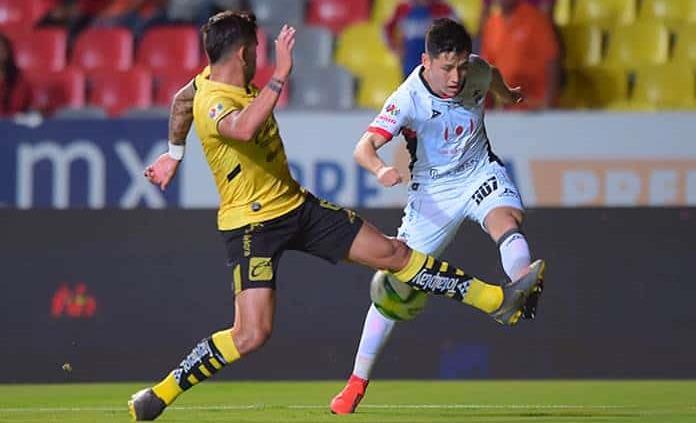 Morelia y Lobos BUAP igualan 1-1 con gran labor de Toño Rodríguez