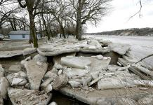 Tormentas causan inundaciones en centro de EEUU