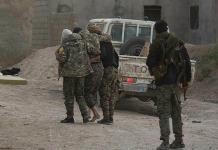 Más lento, el avance de fuerzas sirias contra el Estado Islámico