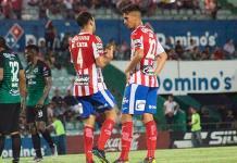 Tapachula y el Atlético de San Luis empatan 2-2 su duelo de fecha 12 del Ascenso MX