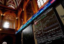 Mayoría de las bolsas europeas culminan la semana en terreno positivo