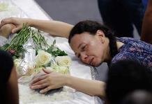 Brasil despide a víctimas de matanza