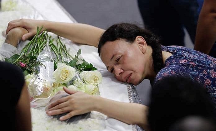 Los momentos previos a la masacre que llora Brasil — Videos