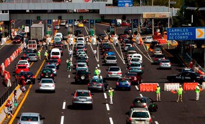 Desde las 18:00 horas, todos los vehículos podrán circular en el Valle de México