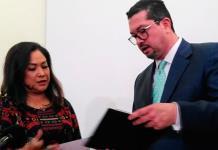 Recibe Congreso cuenta pública del Ejecutivo estatal