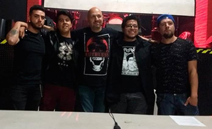 Banda potosina de rock ´Shamanes´ presenta primer sencillo y video de su nuevo disco