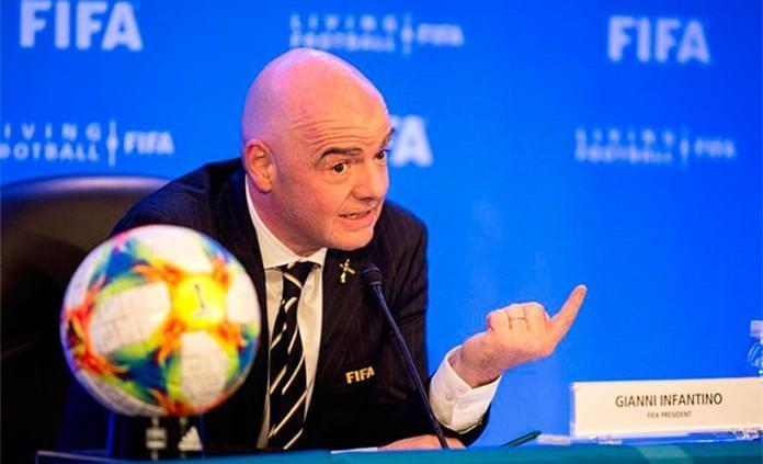 FIFA crea nuevo Mundial de Clubes en lugar de la Copa Confederaciones