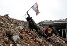 Tras 8 años de guerra en Siria, suman 371 mil muertos y Al Asad sigue firme en el poder