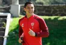 Potosino Hugo González es convocado al Tri por baja de Jonathan Orozco