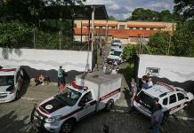 Tercer sospechoso por masacre escolar en Brasil se presenta a las autoridades
